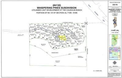 Reno NV Residential Lots & Land For Sale: $178,000