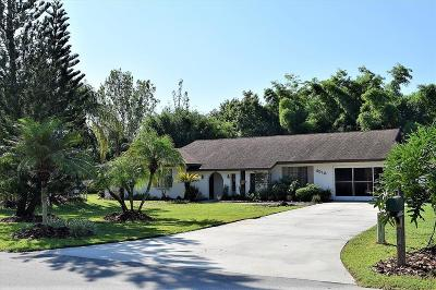 Single Family Home Sold: 4513 Lake Trudy Dr