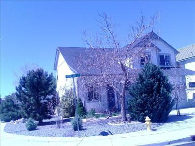 Sparks NV Single Family Home For Sale: $309,500