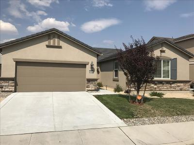 Sparks NV Single Family Home For Sale: $360,000