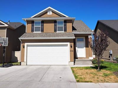 West Haven UT Single Family Home For Sale: $249,900