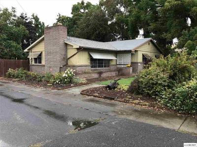 Single Family Home Sale Pending: 1020 15th Street