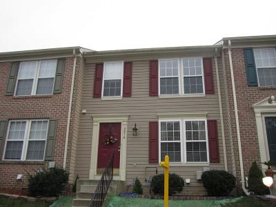 Owings Mills MD Townhouse Pending: $239,900