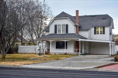 Single Family Home For Sale: 407 1st Street