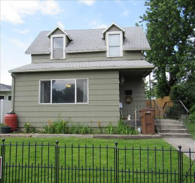 Single Family Home For Sale: 942 4th St