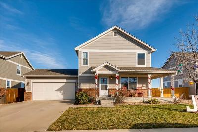 Strasburg CO Single Family Home For Sale: $322,950