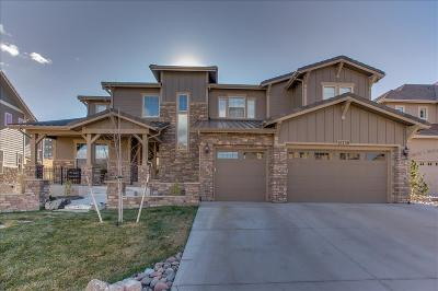 Highlands Ranch CO Single Family Home For Sale: $1,100,000