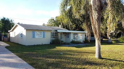 Single Family Home Pending: 10696 105th St No