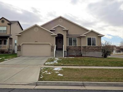 Syracuse UT Single Family Home For Sale: $339,900