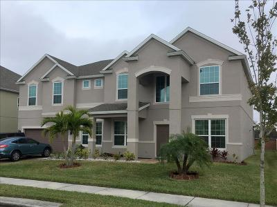 Single Family Home For Sale: 4955 Cypress Hammock Dr.