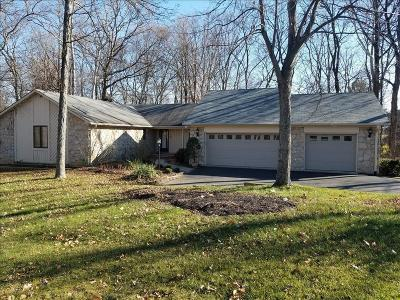 Single Family Home For Sale: 10905 Fall Creek Rd
