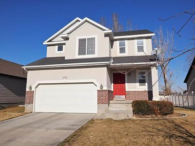 Syracuse UT Single Family Home For Sale: $294,900