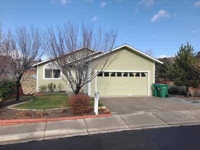 Reno NV Single Family Home For Sale: $379,000