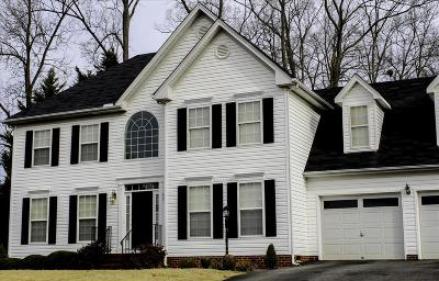 Chester VA Single Family Home For Sale: $251,900