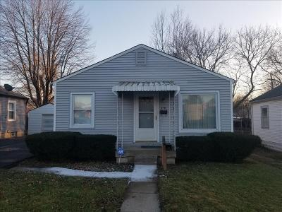 Single Family Home For Sale: 3731 Deloss St