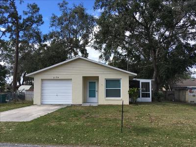 Saint Cloud FL Single Family Home For Sale: $190,000