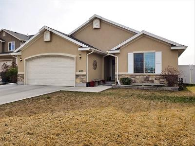 North Salt Lake UT Single Family Home For Sale: $274,900