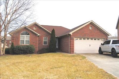 Single Family Home For Sale: 7012 Highpoint Circle