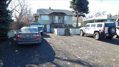 Single Family Home For Sale: 1816 13th Ave.