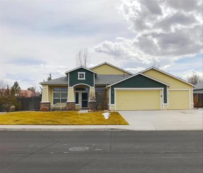 Sparks NV Single Family Home For Sale: $410,000