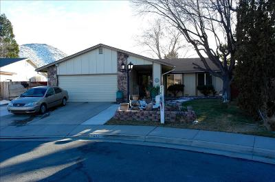 Single Family Home Pending: 4321 Settler Ct.