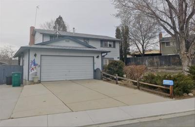 Single Family Home For Sale: 3393 N Truckee