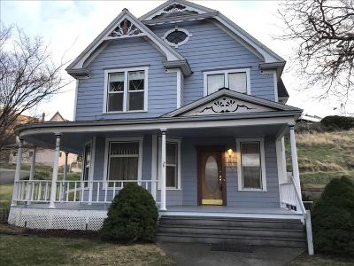 Single Family Home For Sale: 318 2nd Street
