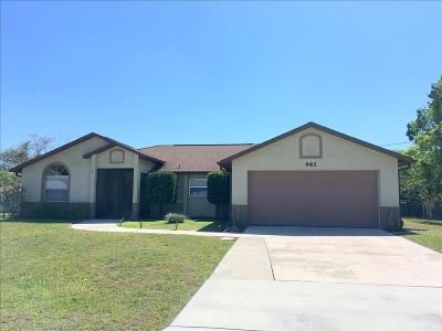 Saint Cloud FL Single Family Home For Sale: $238,000