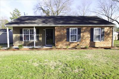 Richmond VA Single Family Home For Sale: $127,500