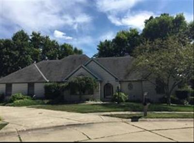 Indianapolis IN Single Family Home For Sale: $294,900