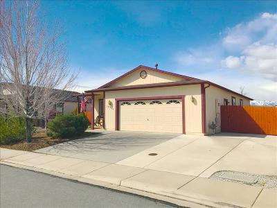 Single Family Home Pending: 17271 Desert Lake