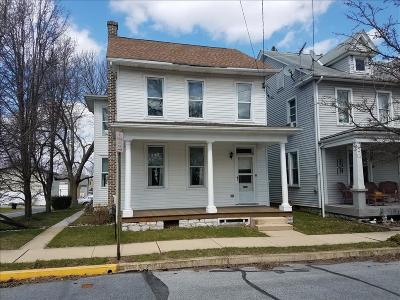 Myerstown PA Single Family Home For Sale: $139,900