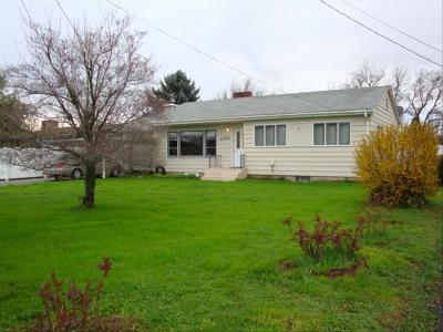 Single Family Home Sale Pending: 1036 Burrell Avenue