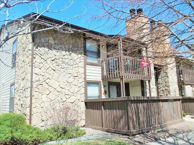 Arvada CO Condo For Sale: $180,000