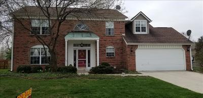 Single Family Home For Sale: 10762 Sheffield Ct.