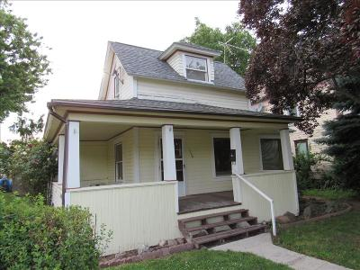 Single Family Home For Sale: 1030 7th Street