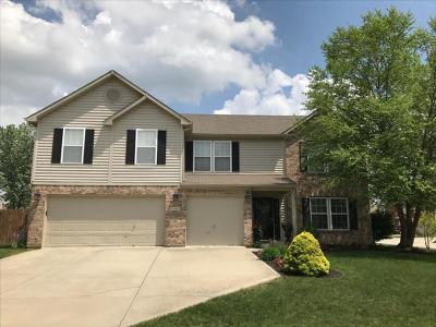 Fishers IN Single Family Home For Sale: $292,500