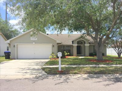 Orlando FL Single Family Home For Sale: $269,000