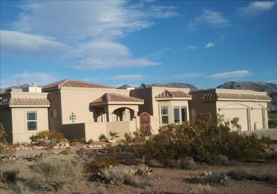 Las Cruces NM Single Family Home Sold: $369,375