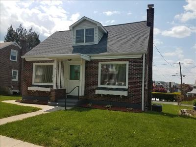 Pa PA Single Family Home For Sale: $120,000
