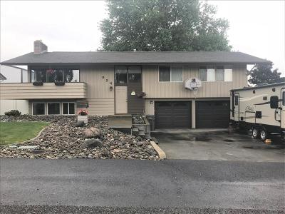 Clarkston WA Single Family Home For Sale: $279,900
