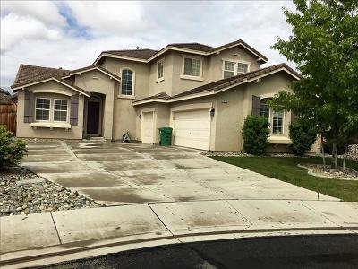 Sparks NV Single Family Home For Sale: $449,000
