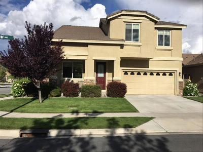 Sparks NV Single Family Home For Sale: $415,000