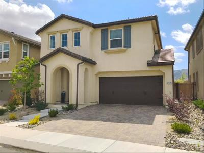 Reno NV Single Family Home For Sale: $398,000