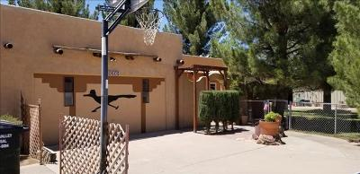 Las Cruces NM Single Family Home For Sale: $214,900