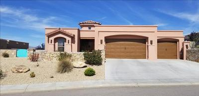 Las Cruces NM Single Family Home Sale Pending: $277,999
