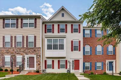 New Market MD Townhouse For Sale: $328,000