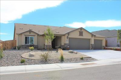 Carson City NV Single Family Home For Sale: $489,500