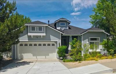 Reno NV Single Family Home For Sale: $489,900