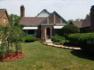 Indianapolis IN Single Family Home For Sale: $250,000